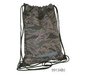 ABU camo drawstring Backpack