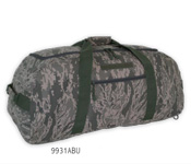 ABU Digital Camo Duffle - Backpack