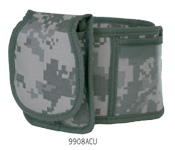 US Army ACU Camo Arm and ankle wallet